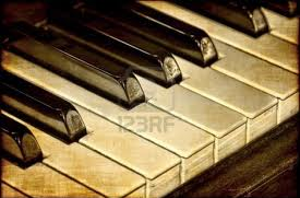 Keyboard Vintage