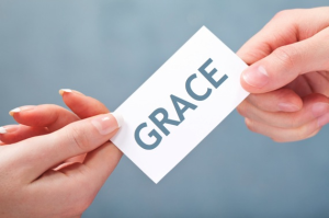 Grace Offered