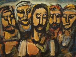 Disciples after Jesus Death