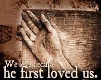 God loves first