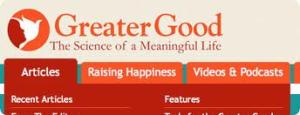Center for Greater Good