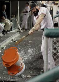 Baseball Water Cooler