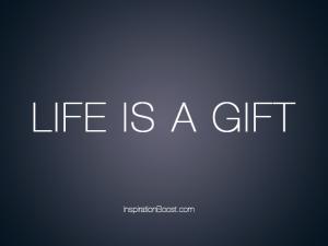 Life gift