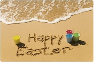 Happy-Easter-in-sand