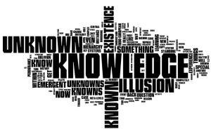 Known unknown