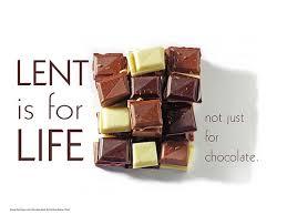 Lent Chocolate
