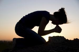 prayeronmyknees